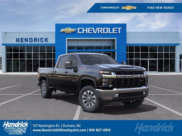 2021 Chevrolet Silverado 2500 Crew Cab 4x4, Pickup #M15617 - photo 1