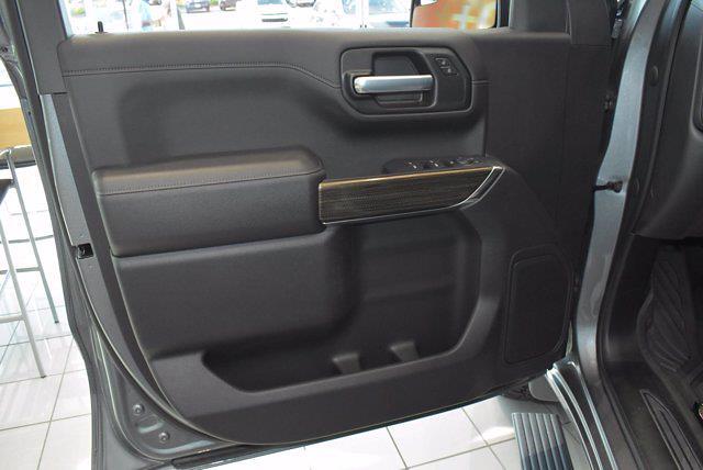 2021 Chevrolet Silverado 1500 Crew Cab 4x4, Pickup #M16356 - photo 9