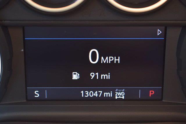 2021 Chevrolet Silverado 1500 Crew Cab 4x4, Pickup #ZM17850 - photo 11