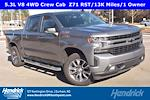 2021 Chevrolet Silverado 1500 Crew Cab 4x4, Pickup #ZM17850 - photo 1