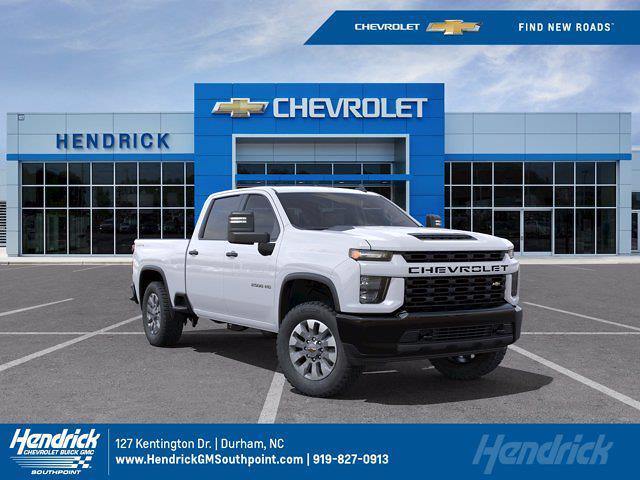 2021 Chevrolet Silverado 2500 Crew Cab 4x4, Pickup #M18009 - photo 1