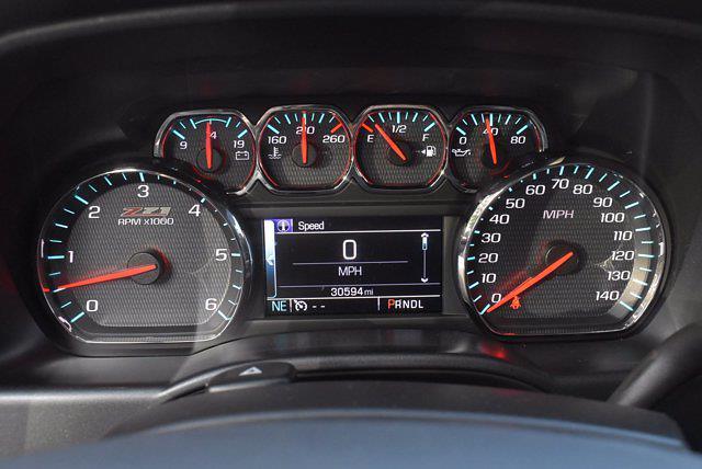2017 Chevrolet Silverado 1500 Double Cab 4x4, Pickup #M19670A - photo 13