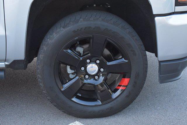 2017 Chevrolet Silverado 1500 Double Cab 4x4, Pickup #M19670A - photo 32