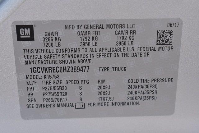 2017 Chevrolet Silverado 1500 Double Cab 4x4, Pickup #M19670A - photo 41