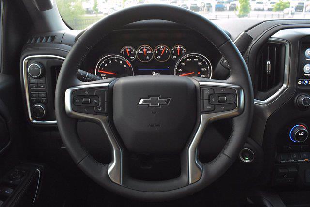 2021 Chevrolet Silverado 1500 Crew Cab 4x4, Pickup #M25095 - photo 18