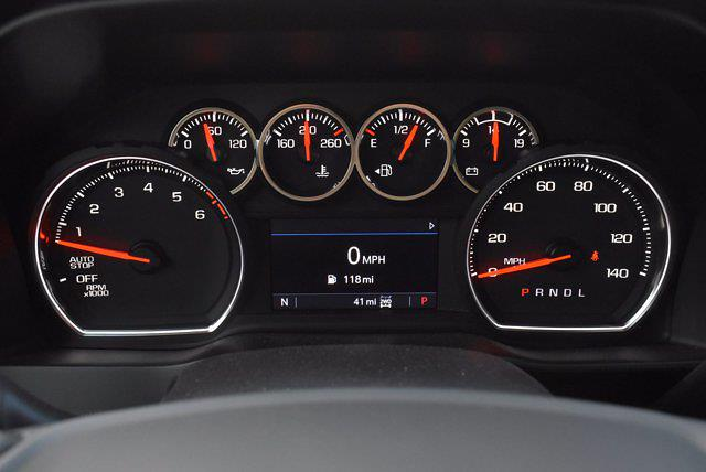 2021 Chevrolet Silverado 1500 Crew Cab 4x4, Pickup #M25095 - photo 19