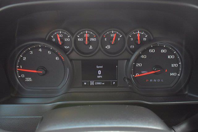 2020 Chevrolet Silverado 1500 Crew Cab 4x4, Pickup #M27207A - photo 35