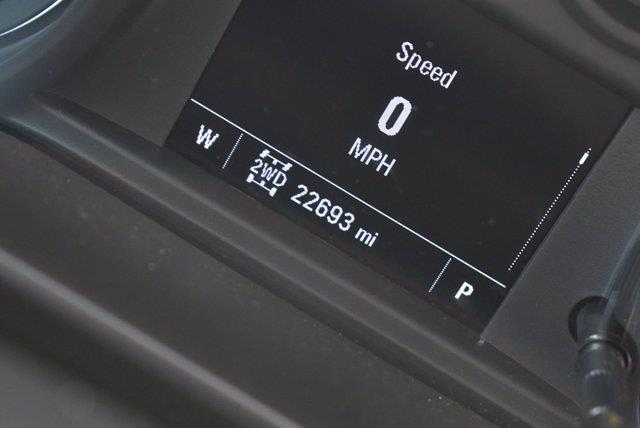 2020 Chevrolet Silverado 1500 Crew Cab 4x4, Pickup #M27207A - photo 36