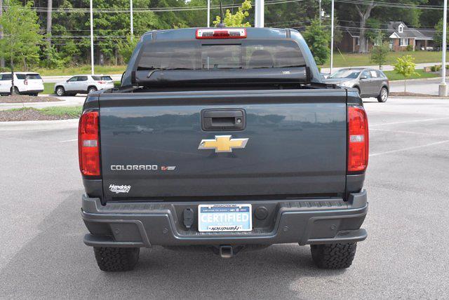 2019 Chevrolet Colorado Crew Cab 4x4, Pickup #M37211A - photo 7
