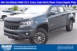 2019 Chevrolet Colorado Crew Cab 4x4, Pickup #M37211A - photo 1