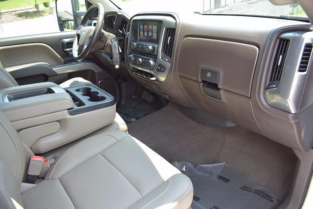 2017 Chevrolet Silverado 1500 Crew Cab 4x4, Pickup #M43523A - photo 23