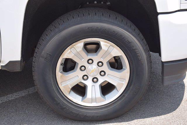 2017 Chevrolet Silverado 1500 Crew Cab 4x4, Pickup #M43523A - photo 32