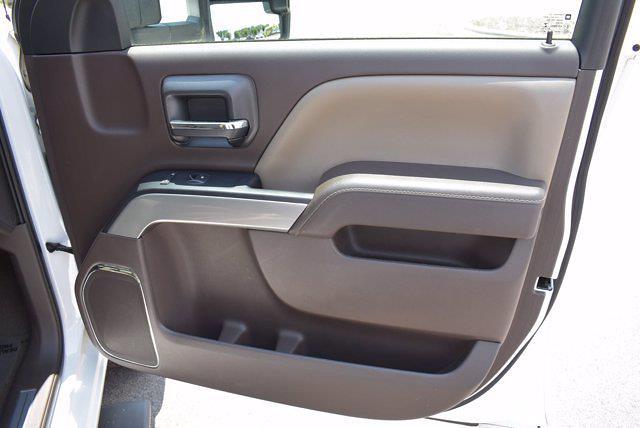 2017 Chevrolet Silverado 1500 Crew Cab 4x4, Pickup #M43523A - photo 34