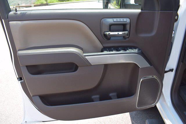 2017 Chevrolet Silverado 1500 Crew Cab 4x4, Pickup #M43523A - photo 36