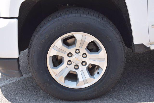 2017 Chevrolet Silverado 1500 Crew Cab 4x4, Pickup #M43523A - photo 37