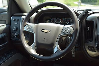 2017 Chevrolet Silverado 1500 Crew Cab 4x4, Pickup #M43523A - photo 16