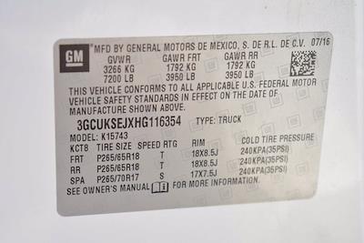 2017 Chevrolet Silverado 1500 Crew Cab 4x4, Pickup #M43523A - photo 41