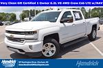 2017 Chevrolet Silverado 1500 Crew Cab 4x4, Pickup #M43523A - photo 1