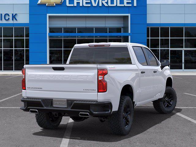 2021 Chevrolet Silverado 1500 Crew Cab 4x4, Pickup #M46951 - photo 1