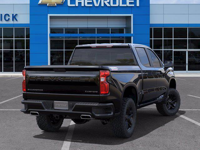 2021 Chevrolet Silverado 1500 Crew Cab 4x4, Pickup #M52419 - photo 1