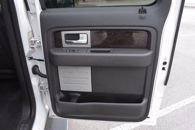 2013 Ford F-150 SuperCrew Cab 4x4, Pickup #M56322A - photo 29