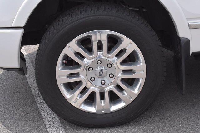 2013 Ford F-150 SuperCrew Cab 4x4, Pickup #M56322A - photo 36