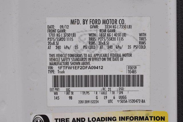 2013 Ford F-150 SuperCrew Cab 4x4, Pickup #M56322A - photo 43