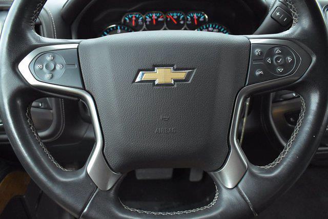 2018 Chevrolet Silverado 1500 Crew Cab 4x4, Pickup #M64646A - photo 15