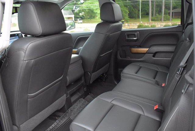 2018 Chevrolet Silverado 1500 Crew Cab 4x4, Pickup #M64646A - photo 20