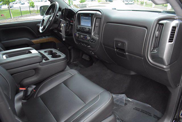 2018 Chevrolet Silverado 1500 Crew Cab 4x4, Pickup #M64646A - photo 21