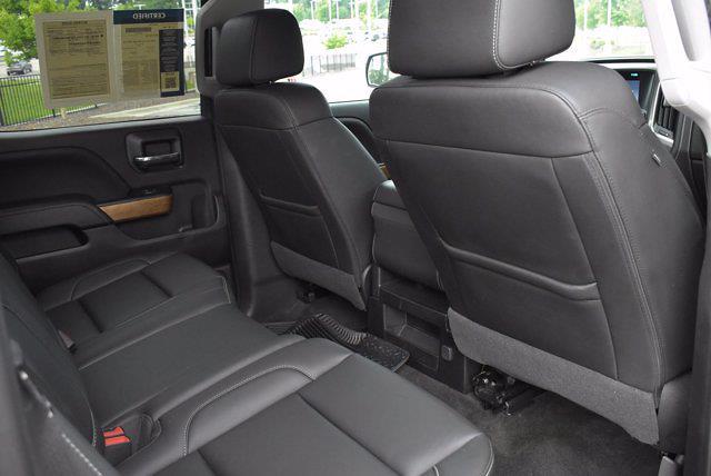 2018 Chevrolet Silverado 1500 Crew Cab 4x4, Pickup #M64646A - photo 24