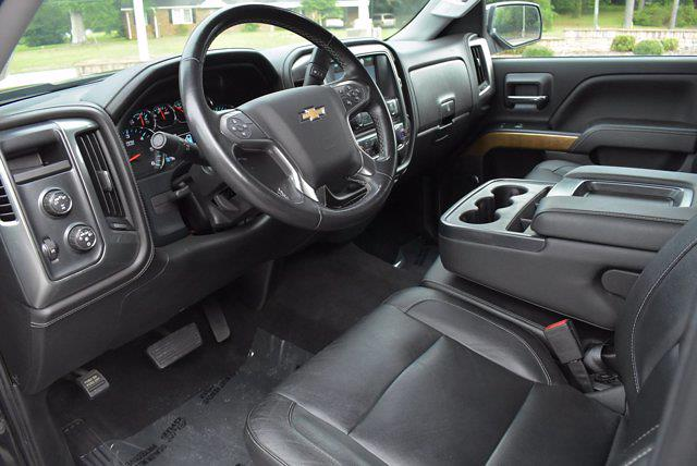 2018 Chevrolet Silverado 1500 Crew Cab 4x4, Pickup #M64646A - photo 9