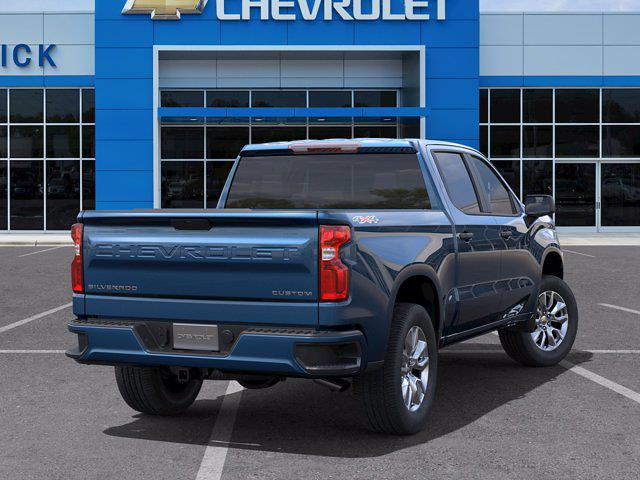 2021 Chevrolet Silverado 1500 Crew Cab 4x4, Pickup #M66798 - photo 1