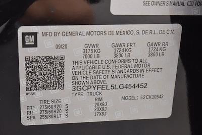 2020 Chevrolet Silverado 1500 Crew Cab 4x4, Pickup #M68430N - photo 38