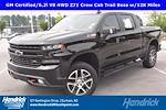 2020 Chevrolet Silverado 1500 Crew Cab 4x4, Pickup #M68430N - photo 1
