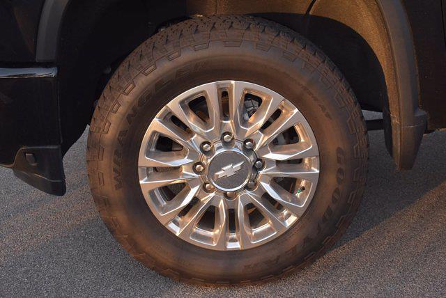 2020 Chevrolet Silverado 2500 Crew Cab 4x4, Pickup #M77227A - photo 34