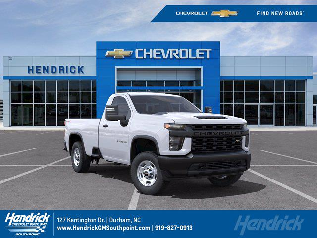 2021 Chevrolet Silverado 2500 Regular Cab 4x4, Pickup #M77339 - photo 1
