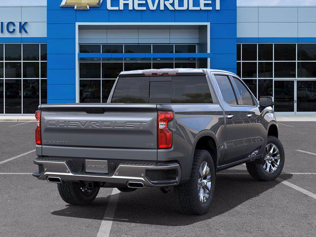 2021 Chevrolet Silverado 1500 Crew Cab 4x4, Pickup #M78076 - photo 1