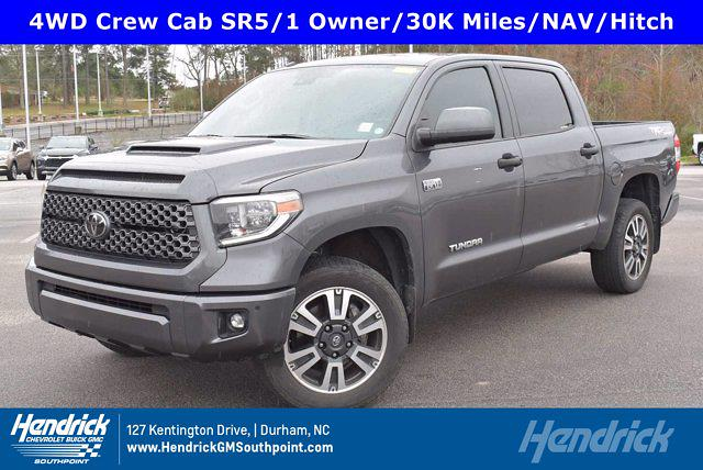 2018 Toyota Tundra Crew Cab 4x4, Pickup #M80004A - photo 1