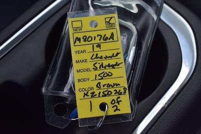 2019 Chevrolet Silverado 1500 Crew Cab 4x4, Pickup #M80176A - photo 15