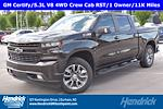 2019 Chevrolet Silverado 1500 Crew Cab 4x4, Pickup #M80176A - photo 1