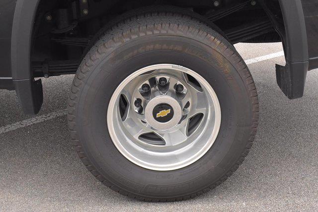 2021 Chevrolet Silverado 3500 Crew Cab 4x4, Pickup #M86290A - photo 26