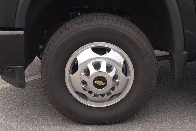 2021 Chevrolet Silverado 3500 Crew Cab 4x4, Pickup #M86290A - photo 30