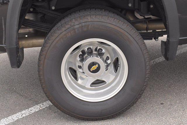 2021 Chevrolet Silverado 3500 Crew Cab 4x4, Pickup #M86290A - photo 31
