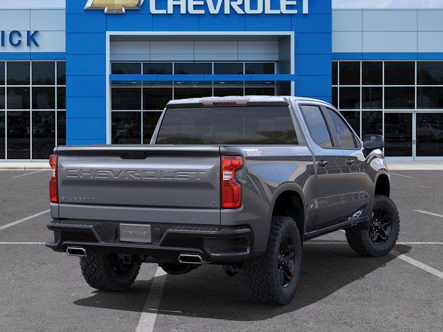 2021 Chevrolet Silverado 1500 Crew Cab 4x4, Pickup #M87733 - photo 1