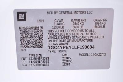 2020 Chevrolet Silverado 2500 Crew Cab 4x4, Pickup #PS90684 - photo 46