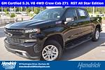 2020 Silverado 1500 Crew Cab 4x4,  Pickup #X54845 - photo 1