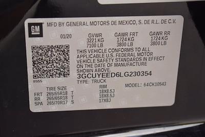 2020 Chevrolet Silverado 1500 Crew Cab 4x4, Pickup #X71322A - photo 41