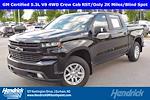 2020 Chevrolet Silverado 1500 Crew Cab 4x4, Pickup #X71322A - photo 1