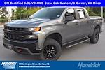 2020 Chevrolet Silverado 1500 Crew Cab 4x4, Pickup #XH08270A - photo 1